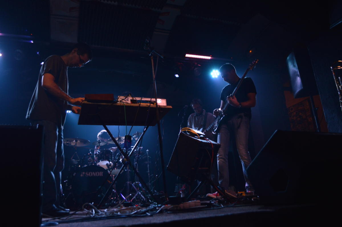24.11.2016 / Tudósok + Fask Luma / Fatal music club